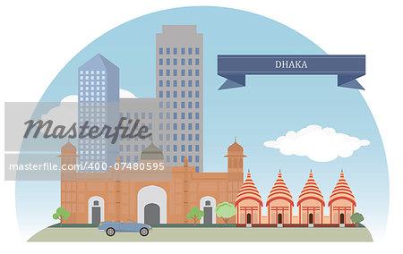 Dhaka, Bangladesh. For you design