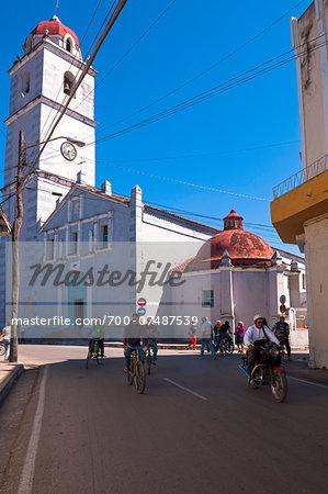 Iglesia Parroquial Mayor del Espiritu Santo, Sancti Spiritus, Cuba