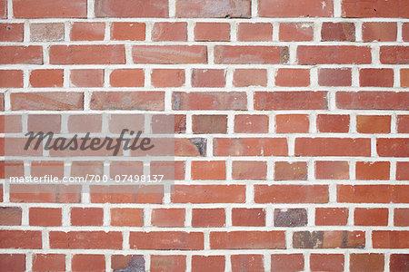 Cloes-up of Brick Wall