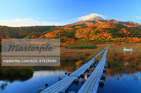 Ryugahara Wetlands, Akita Prefecture