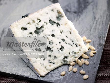 Piece of Roquefort