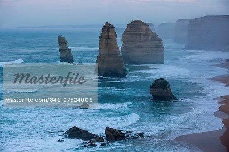 The Twelve Apostles, Great Ocean Road, Victoria, Australia, Pacific