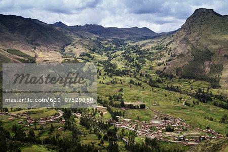Sacred Valley of the Incas, Cusco Region, Peru
