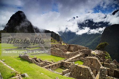 Machu Picchu, Urubamba Province, Cusco Region, Peru