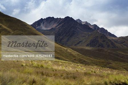 Mountains, Altiplano Region, Peru