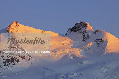 Monte Rosa Mountain Range
