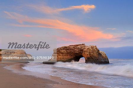 Natural Bridges State Park, Santa Cruz, California, United States of America, North America