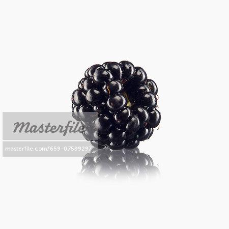 A blackberry