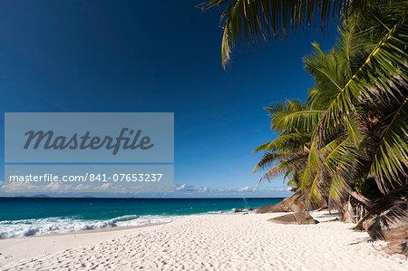 Anse Victorin, Fregate Island, Seychelles, Indian Ocean, Africa