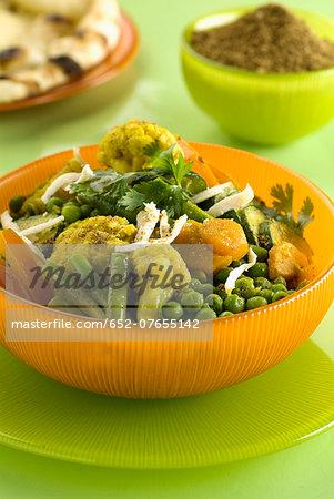 Vegetable Korba