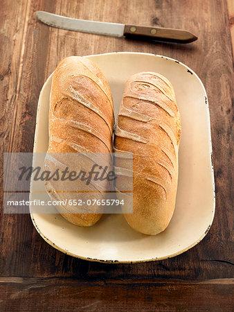 Salt-free bread