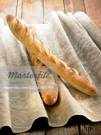 Viennese baguettes