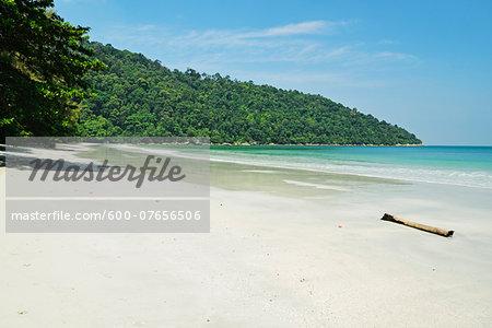 Teluk Belanga, Pulau Pangkor, Perak, Malaysia