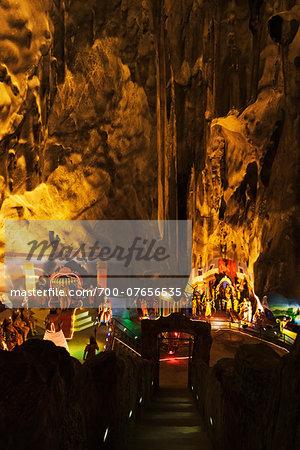Batu Caves, Gombak,  Selangor, Malaysia