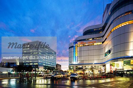 Asia, Japan, Honshu, Tokyo, Chofu, department stores
