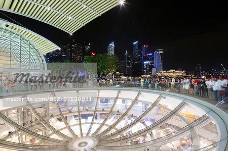 South East Asia, Singapore, Marina Bay Sands Mall