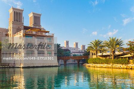 Madinat Jumeirah, Dubai, United Arab Emirates