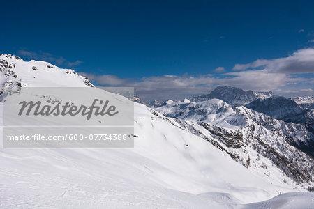 Passo Fedaia, Marmolada, Alto Agordino, Belluno District, Veneto, Italy