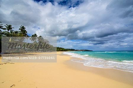 Playa Grande, Dominican Republic, West Indies, Caribbean, Central America