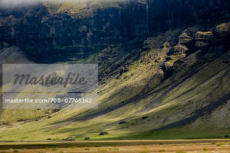 Nupsstadur, Skaftarhreppur, South Iceland, Iceland