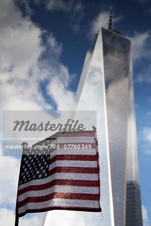 National September 11 Memorial, New York City, New York, USA