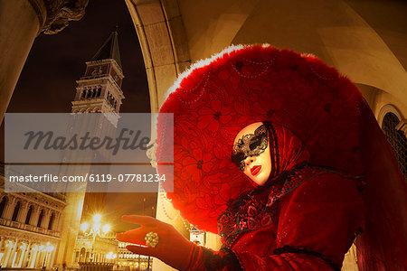 Venice, UNESCO World Heritage Site, Veneto, Italy, Europe