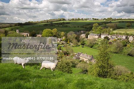 Naunton, Cotswolds, Gloucestershire, England, United Kingdom, Europe