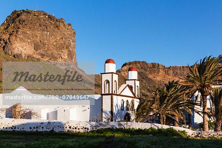 Ermit de Nuestra Senora de las Nieves (Shrine of Our Lady of the Snows), Agaete, Gran Canaria, Las Palmas, Canary Islands