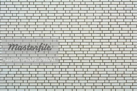 Brick Wall detail, Norderney, East Frisia Island, North Sea, Lower Saxony, Germany