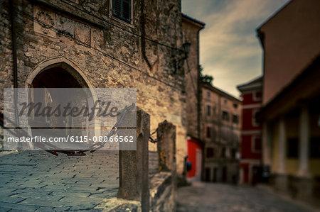 Motovun, Old Town, Istria, Croatia