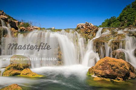 Waterfall, Dalmatia, Croatia