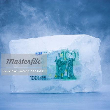 frozen currency