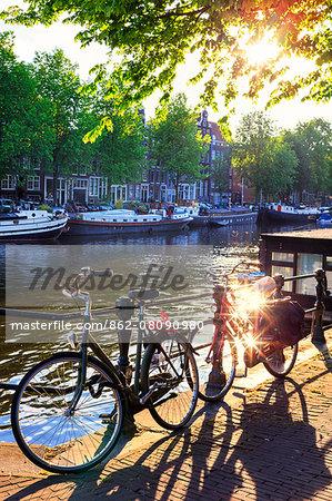 Netherlands, North Holland, Amsterdam.