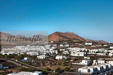 Village Uga, Lanzarote, Canary Islands, Spain