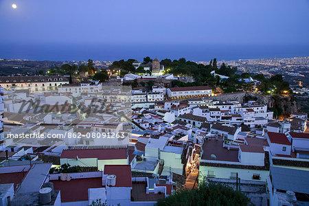 Mijas, Costa del Sol, Andalusia, Spain