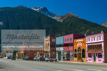 Silverton, Colorado, United States of America, North America