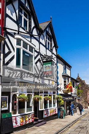 Conwy, Conwy County, Wales, United Kingdom