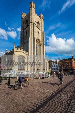 Great St Mary's Church, Cambridge University, Cambridge, Cambridgeshire, England, United Kingdom