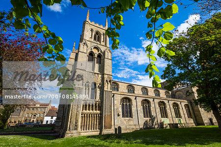 King's Lynn Minster, King's Lynn, Norfolk, England, United Kingdom