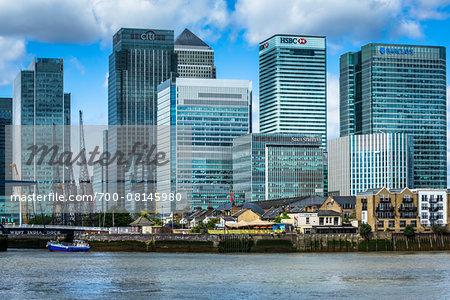Canary Wharf, Isle of Dogs, London, England, United Kingdom