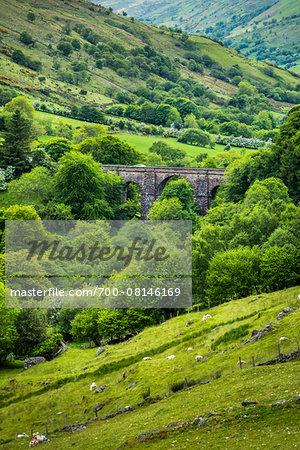 Glendun Viaduct, Ballymena, County Antrim, Northern Ireland, United Kingdom