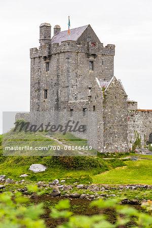 Dunguaire Castle, Kinvara Bay, Galway County, Ireland