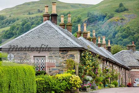 Luss, Argyll & Bute, Loch Lomond, Scotland, United Kingdom