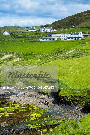 Duntulm, Trotternish, Isle of Skye, Scotland, United Kingdom