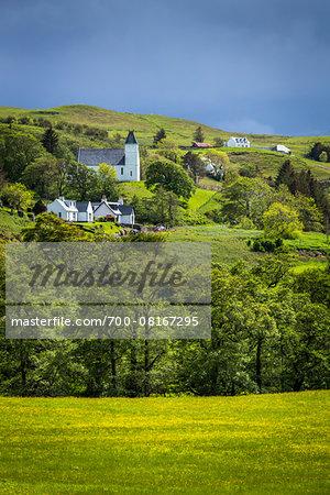 Uig, Trotternish, Isle of Skye, Scotland, United Kingdom