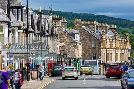 Pitlochry, Perth and Kinross, Scotland, United Kingdom