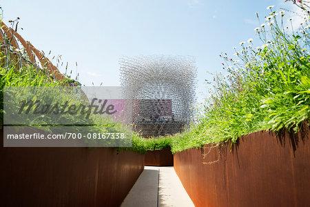UK Pavilion at Milan Expo 2015, Italy