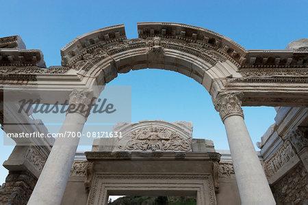 Hadrian Temple, Ephesus, Turkey