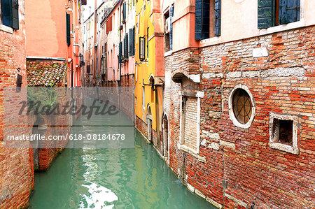 Little canal around Cannaregio
