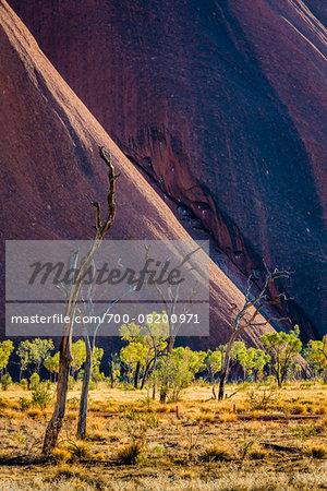 Uluru (Ayers Rock), Uluru-Kata Tjuta National Park, Northern Territory, Australia